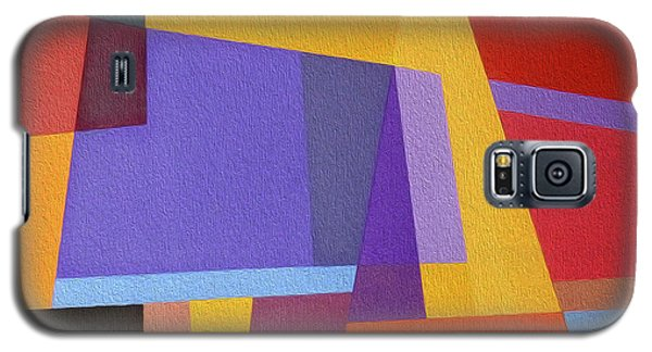Abstract Composition 7 Galaxy S5 Case