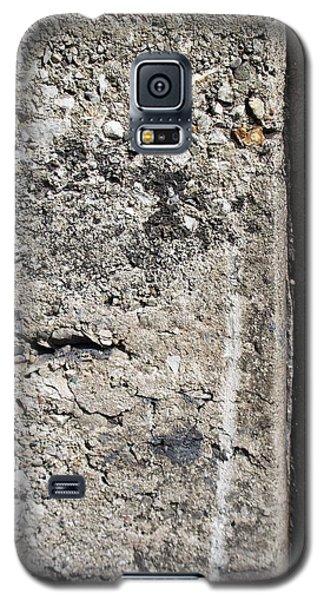 Abstract Concrete 16 Galaxy S5 Case