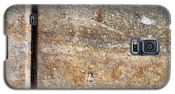 Abstract Concrete 17 Galaxy S5 Case