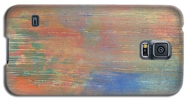 Abstract Confetti 3 Galaxy S5 Case by Paula Brown