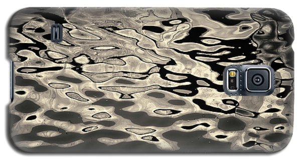 Abstract Dock Reflections I Toned Galaxy S5 Case