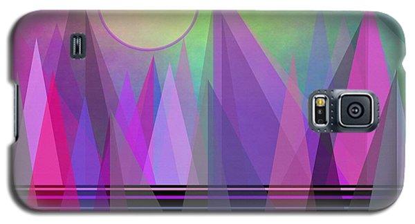 Abstract Elevation Galaxy S5 Case by Kathleen Sartoris
