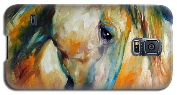 Abstract Equine Eccense Galaxy S5 Case