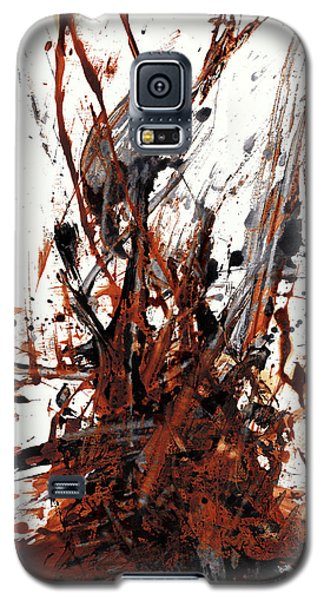 Abstract Expressionism Painting 50.072110 Galaxy S5 Case