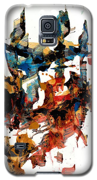 Abstract Expressionism Painting Series 750.102910 Galaxy S5 Case