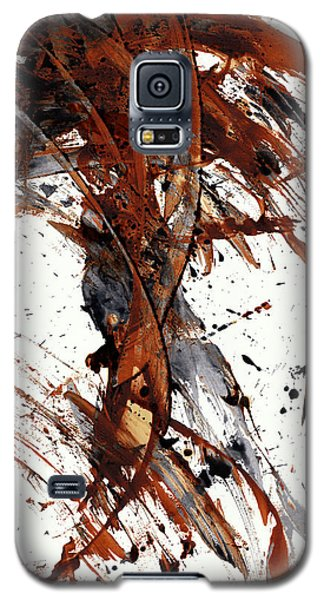 Abstract Expressionism Series 51.072110 Galaxy S5 Case