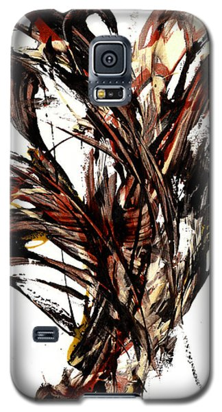 Abstract Expressionism Series 58.121210 Galaxy S5 Case