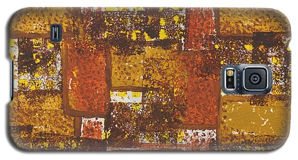 Abstract_ Fall  Galaxy S5 Case