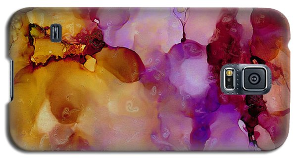 Abstract Floral #22 Galaxy S5 Case