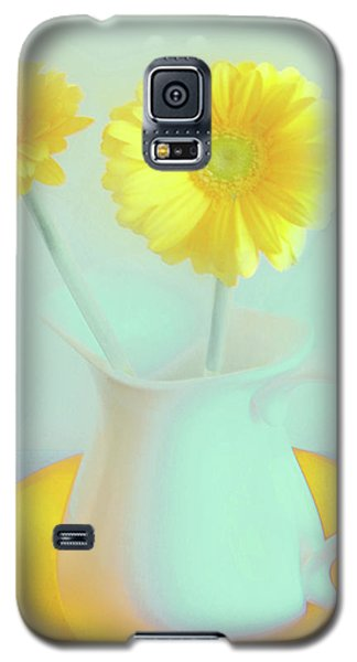 Abstract Floral Art 280 Galaxy S5 Case