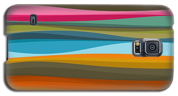 Abstract Flow Galaxy S5 Case