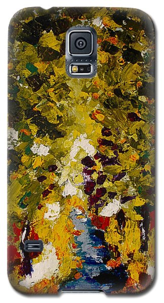 Abstract Forest #1 Galaxy S5 Case