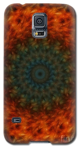 Abstract Fractal  Galaxy S5 Case