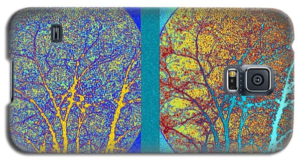 Galaxy S5 Case featuring the digital art Abstract Fusion 276 by Will Borden