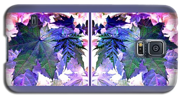 Abstract Fusion 277  Galaxy S5 Case by Will Borden