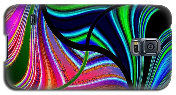 Abstract Fusion 278 Galaxy S5 Case by Will Borden