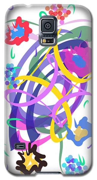 Abstract Garden #2 Galaxy S5 Case