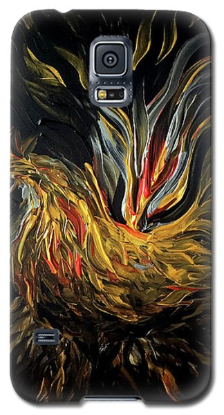 Abstract Gayu Galaxy S5 Case