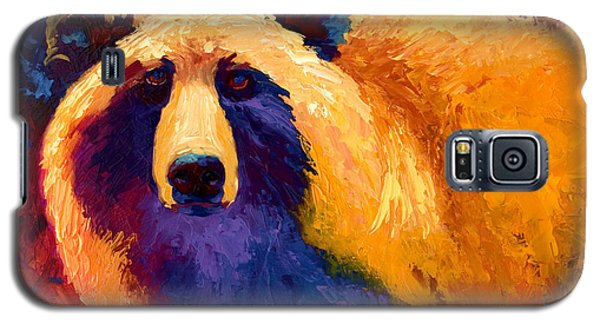 Abstract Grizz II Galaxy S5 Case