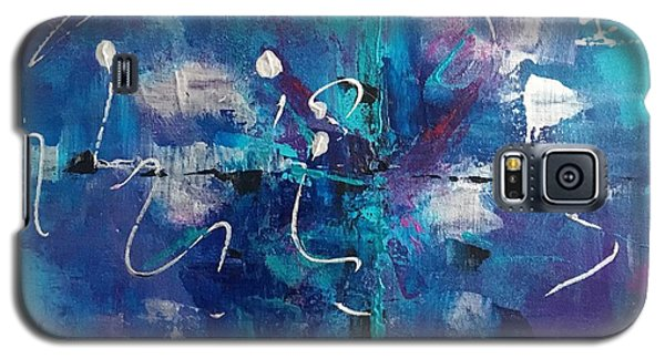 Abstract I Galaxy S5 Case