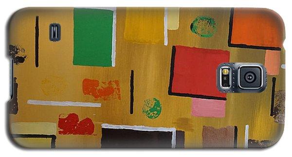 Abstract I Galaxy S5 Case
