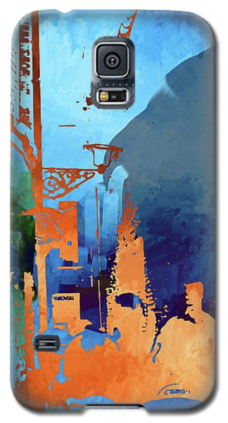 Abstract  Images Of Urban Landscape Series #1 Galaxy S5 Case