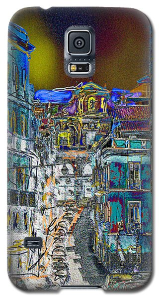 Abstract  Images Of Urban Landscape Series #11 Galaxy S5 Case