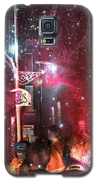 Abstract  Images Of Urban Landscape Series #12 Galaxy S5 Case