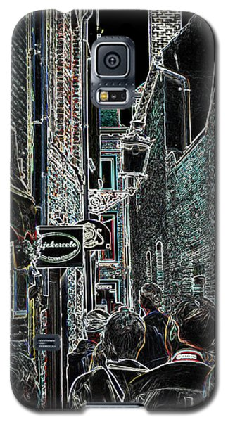 Abstract  Images Of Urban Landscape Series #12b Galaxy S5 Case