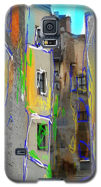 Abstract  Images Of Urban Landscape Series #13 Galaxy S5 Case