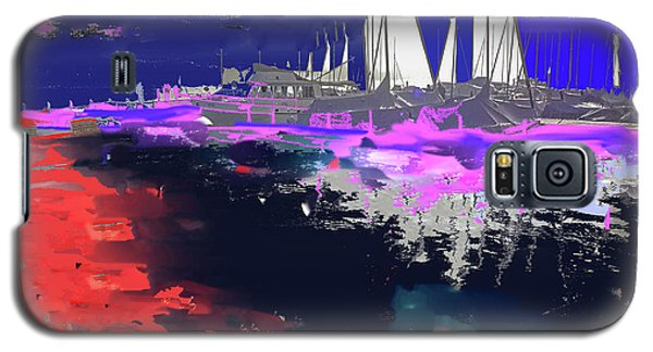 Abstract  Images Of Urban Landscape Series #14 Galaxy S5 Case