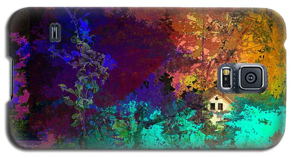 Abstract  Images Of Urban Landscape Series #4 Galaxy S5 Case