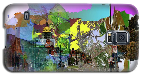 Abstract  Images Of Urban Landscape Series #5 Galaxy S5 Case