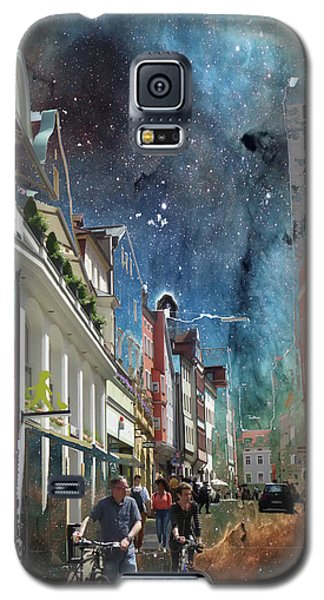 Abstract  Images Of Urban Landscape Series #6 Galaxy S5 Case