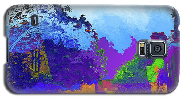 Abstract  Images Of Urban Landscape Series #8 Galaxy S5 Case