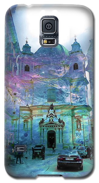 Abstract  Images Of Urban Landscape Series #9 Galaxy S5 Case