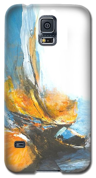 Abstract In Motion Galaxy S5 Case by Glory Wood