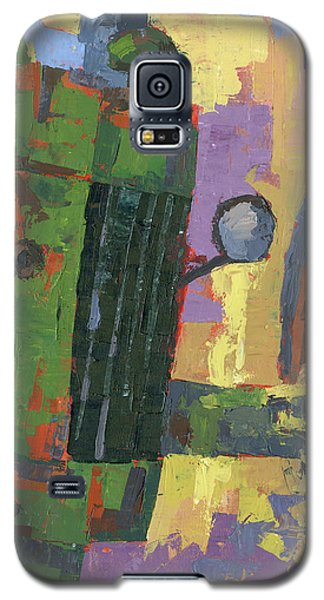 Abstract Johnny Galaxy S5 Case