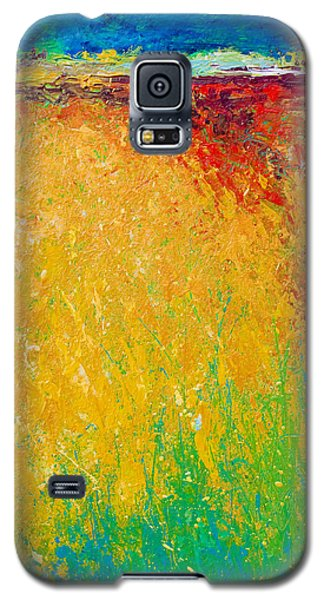 Abstract Landscape 1 Galaxy S5 Case