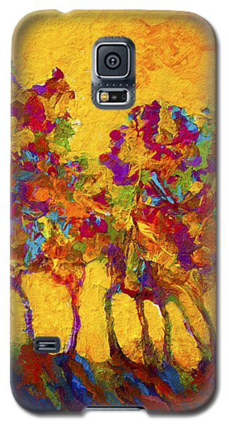 Abstract Landscape 3 Galaxy S5 Case