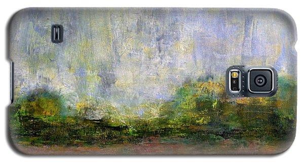 Abstract Landscape #310 - Spring Rain Galaxy S5 Case
