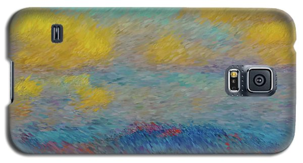 Abstract Landscape Expressions Galaxy S5 Case