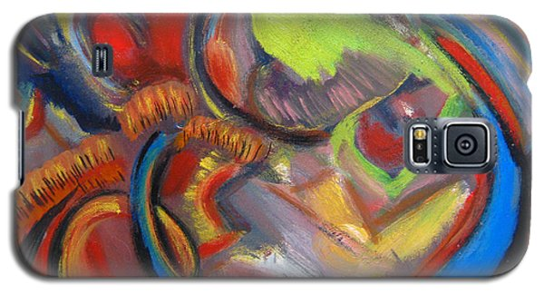 Abstract Life Galaxy S5 Case