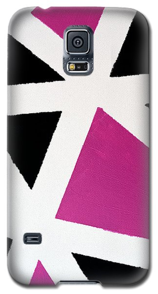 Abstract M1015bp Galaxy S5 Case