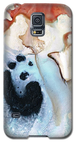 Abstract Modern Art - The Vessel - Sharon Cummings Galaxy S5 Case by Sharon Cummings