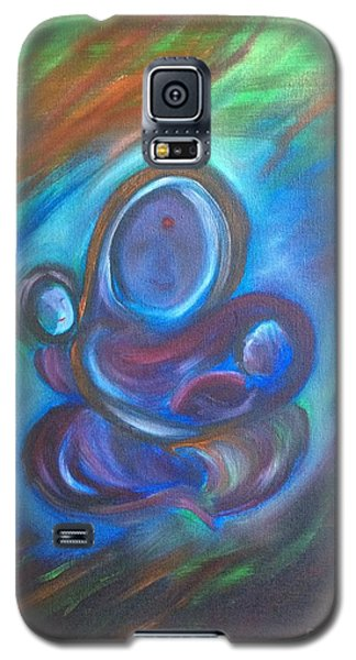 Abstract Mother Galaxy S5 Case