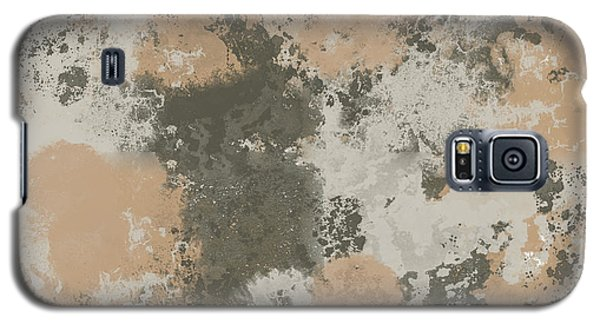 Abstract Mud Puddle Galaxy S5 Case