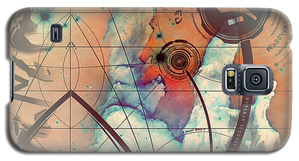 Abstract No 28 Galaxy S5 Case