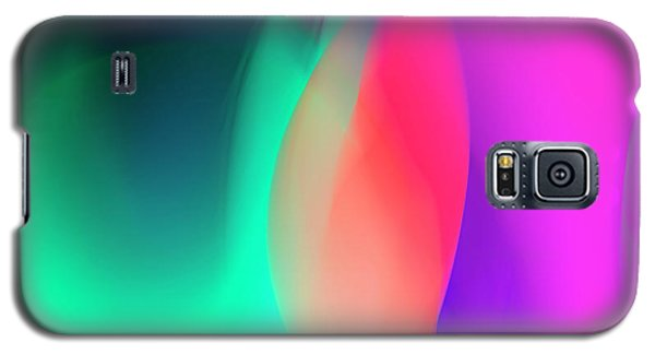 Abstract No. 6 Galaxy S5 Case