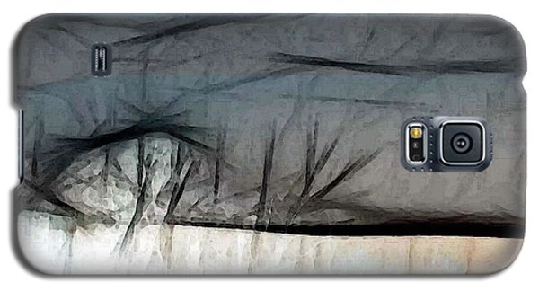 Abstract On River Galaxy S5 Case